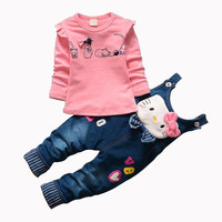 Hello Kitty Girls Clothing Sets