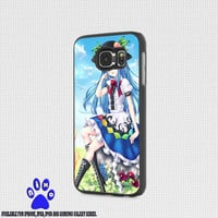 touhou-tenshi hinanai for iphone 4/4s/5/5s/5c/6/6+, Samsung S3/S4/S5/S6, iPad 2/3/4/Air/Mini, iPod 4/5, Samsung Note 3/4 Case * NP*