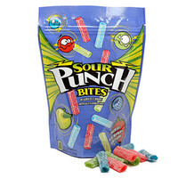 Sour Punch Bites Candy - Assorted: 9-Ounce Bag