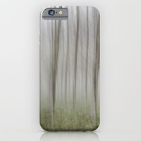 """""""Foggy Wood"""" iPhone & iPod Case by Guido Montañés"""