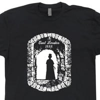 Jack The Ripper T Shirt Serial Killer T Shirt Vintage Horror Movie Shirt