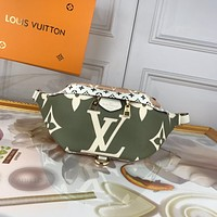 LV Louis Vuitton MONOGRAM CANVAS BUMBAG WAIST PACK CROSS BODY BAG