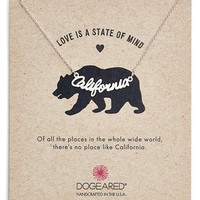 Women's Dogeared 'Love Is a State of Mind - California'