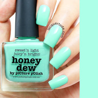 Picture Polish Honey Dew Nail Polish
