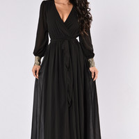 To The Max Dress - Black