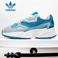 Adidas Falcon Fashionable Women Casual Sport Running Shoes Sneakers