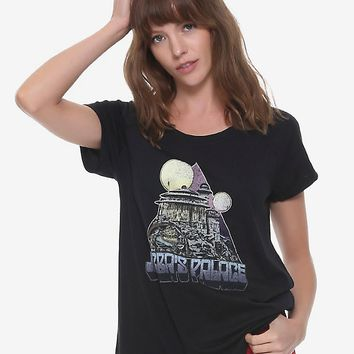 Star Wars Jabba's Palace Womens Tee - BoxLunch Exclusive