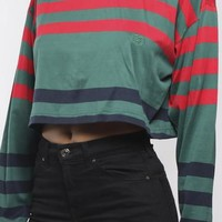 Vintage Gucci Crop Shirt