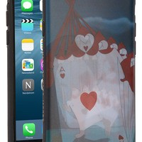 MARC BY MARC JACOBS x Disney® 'Alice in Wonderland - Card Soldiers' Lenticular iPhone 6 & 6s Case | Nordstrom