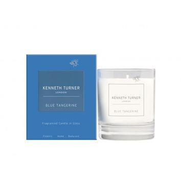 Blue Tangerine Scented Candle