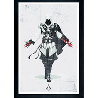 """Assassins Creed Video Game Poster Print 12""""x18"""""""