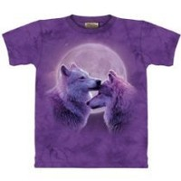 The Mountain - Youth Loving Wolves T-Shirt