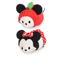 Mickey and Minnie Mouse ''Tsum Tsum'' Plush New York Set - Mini 3 1/2'' | Disney Store