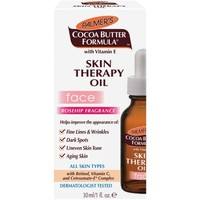 Palmer's Cocoa Butter Formula Rosehip Fragrance Skin Therapy Oil for Face, 1 fl oz - Walmart.com