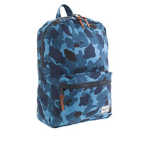 Herschel Supply Co. For crewcuts Settlement Backpack In Blue Camo