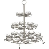 3-Tier Cupcake Stand.