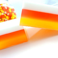 Candy Corn Soap - Halloween Party Favor
