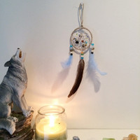 Small Dream Catcher--- Sunny Seaside Collection