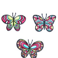 C & D Visionary Butterfly Bae Patch Set Multi One