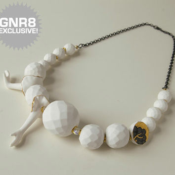 Cop A Feel Necklace by Rebecca Wilson for Rebecca Wilson - Free Shipping