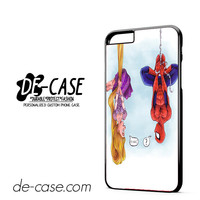 Disney Tangled And Spiderman Funny Art DEAL-3432 Apple Phonecase Cover For Iphone 6/ 6S Plus