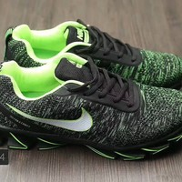 """""""Nike"""" Unisex Sport Casual Blade Bottom Weave Sneakers Fashion Couple Running Shoes"""