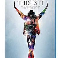 Michael Jackson: This Is It on Blu-Ray