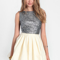 First Kiss Sequined Dress - $54.00: ThreadSence, Women's Indie & Bohemian Clothing, Dresses, & Accessories