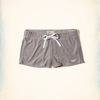 Girls Terry Icon Shorts   Girls New Arrivals   HollisterCo.com