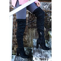 The Miami Thigh High Boot