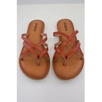 Bindi Sandals - Whiskey