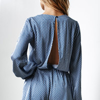 FAITHFULL THE BRAND The Studio Lace-Up Romper at PacSun.com