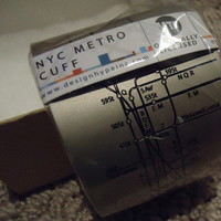 Metro Cuff from Vintage Feel