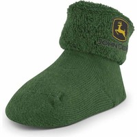 John Deere Infant Cuffed Bootie