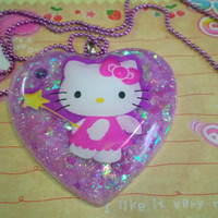 Fairytale Princess Kitty Necklace