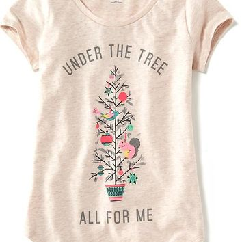 Old Navy Short Sleeve Graphic Tee