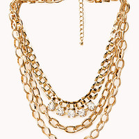 Luxe Layered Chain