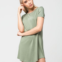 SOCIALITE T-Shirt Dress | Short Dresses