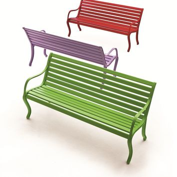FAST Spa - In/Out Cast Aluminium Furniture - Contemporary - Outdoor Benches - brisbane - by EXT. European In/Out Living