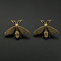 Hot Sale Mens Brooches Lapel Pins Clothes Accessory High Quality Mens Animal Brooch Pin For Wedding Retro Bee Brooches For Women