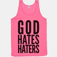 God Hates Haters