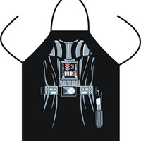 Novelty Funny Star Wars Transformers Darth Vadar Cooking BBQ Bar Aprons Party Gift Birthday Foodie