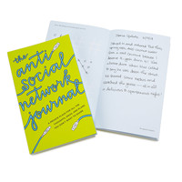 The Anti Social Network Journal