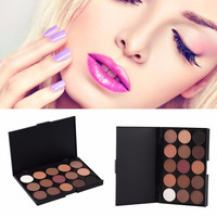 New 15 Color Professional Cosmetic Eye Shadow