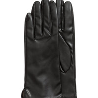 Gloves - from H&M