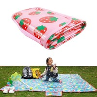 Waterproof Play Mat for Children Baby Thin Beach Picnic playing mat boys Crawling Mat kid's Rug Carpet Blanket Toy for Kids 719