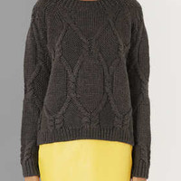 Cable Knit Jumper by Boutique - New In This Week  - New In