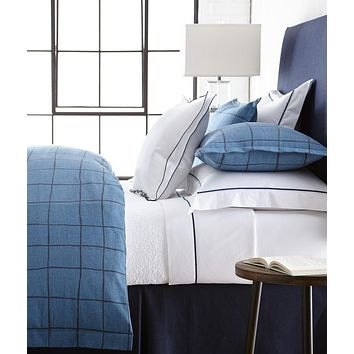 Coquette Blue/Navy Bedding by Legacy Home