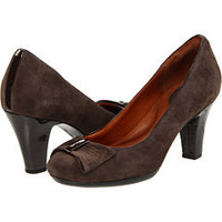 Clarks Society Bristol Pewter Suede - Zappos.com Free Shipping BOTH Ways