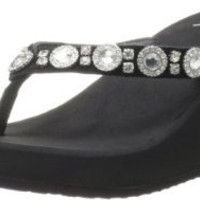 Yellow Box Zeth Wedge - Black